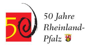 50 Jahre RLP_Logo by formart culture