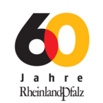 Logo 60 Jahre Rheinland-Pfalz, made by formart culture
